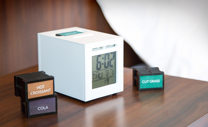 Sensorwake la sveglia profumata