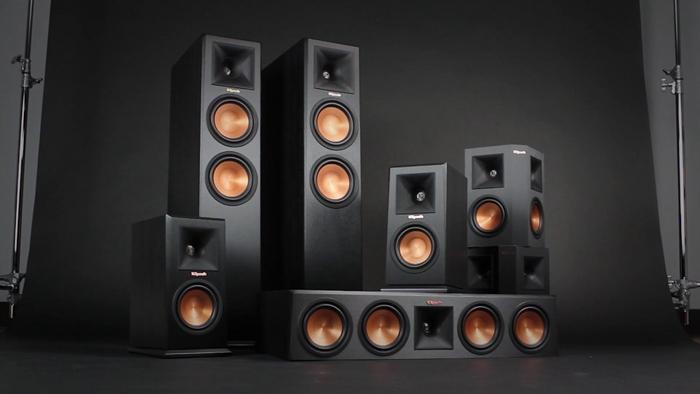 klipsch Atmos Speaker System