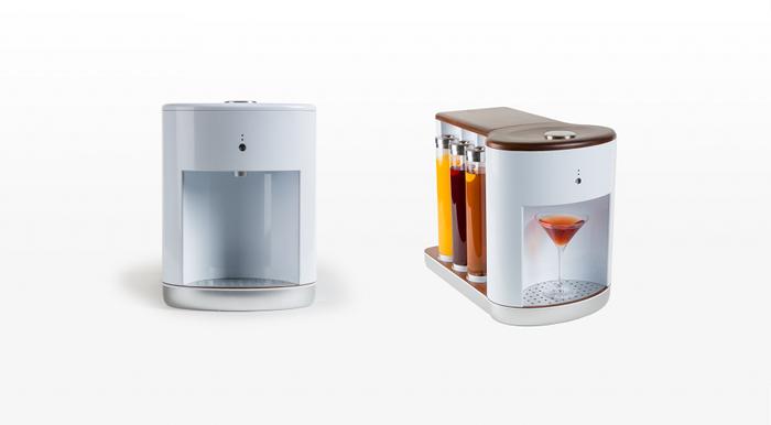 somabar robotic bartender